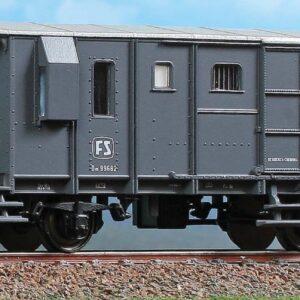 Acme 40154 Carro bagagliaio FS Dm 99682