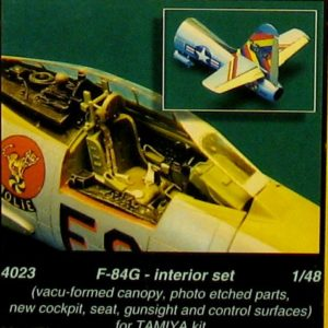 CMK 4023 F - 84 X TAMIYA Modellismo