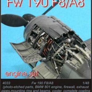 CMK 4033 MOTORE FW19O A6/7 X TAMIYA Modellismo
