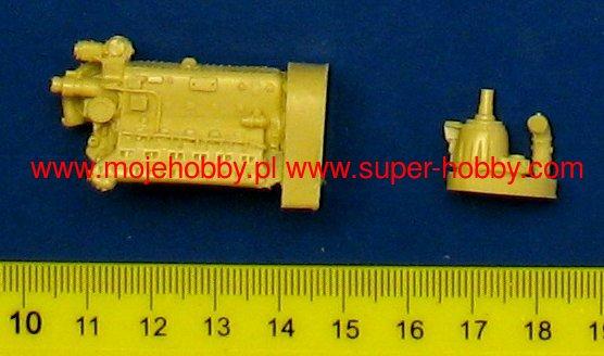 CMK 4045 MOTORE DB.603 WWII Modellismo