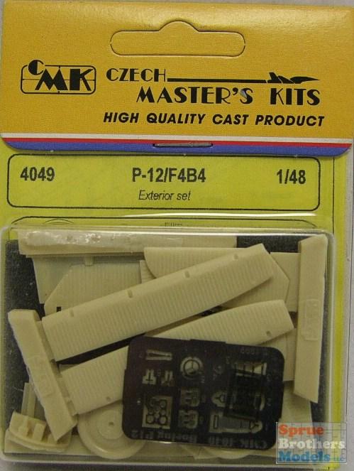 CMK 4049 ESTERNI P-12/FAB-4 TAMIYA Modellismo