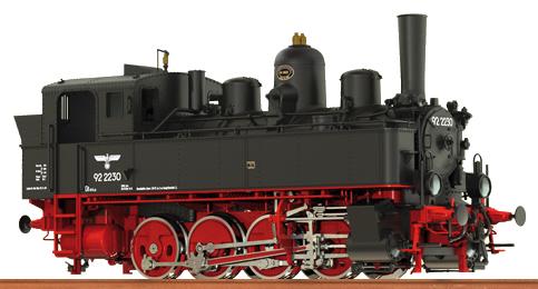 Brawa 40618 Locomotiva tender 92.22 DRG Digital