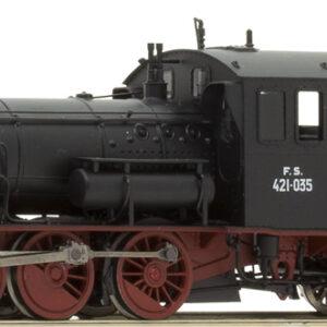 Brawa 40734 Locomotiva a vapore FS 421-035 digital  s Modellismo