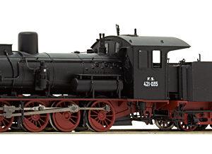 Brawa 40735 Locomotiva a vapore FS 421-035 digital  s