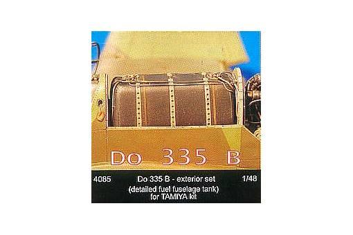 CMK 4085 Do-335A ESTERNI PER TAMIYA Modellismo