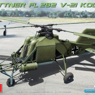 Miniart 41003 Flettner Fl 282 V-21 Kolibri