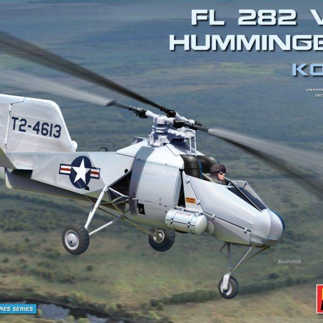 Miniart 41004 Fl 282 V-23 Hummingbird (Kolibri)