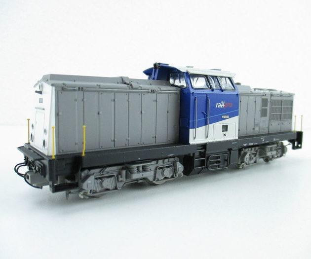 Brawa 41216 Loco Diesel V 100 Ralipro Modellismo