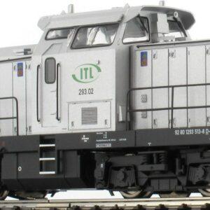 Brawa 41230 Locomotiva diesel V 100 ITL Digital