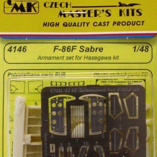 CMK 4146 F.86 SABRE  - ARMI Modellismo