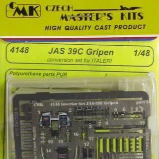 CMK 4148 JAS 39 GRIPEN - INTERNI Modellismo