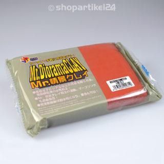 MrHobby 420319 Plastilina speciale per modellare. Color mattone
