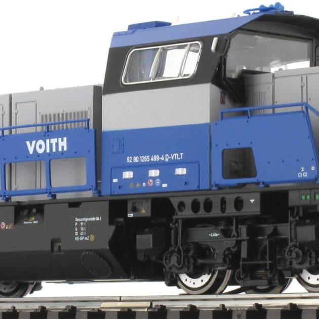 Brawa 42701 Locomotiva Gravita 15 BB