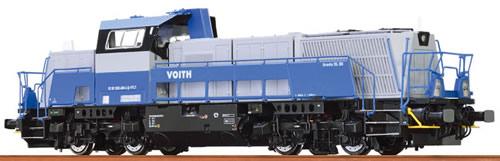 Brawa 42702 Locomotiva Gravita 15 LBB