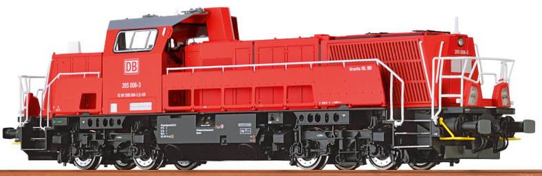 Brawa 42707 Locomotiva diesel Gravita