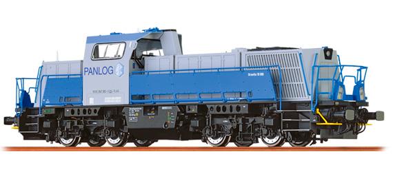 """Brawa 42769 Locomotore Gravita 10 BB """"PANLOG""""Digital"""