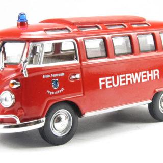 YatMing 43211 Volkswagen Microbus pompiere