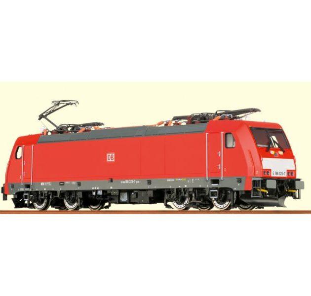 Brawa 43932 TRAXX BR186 DB AG