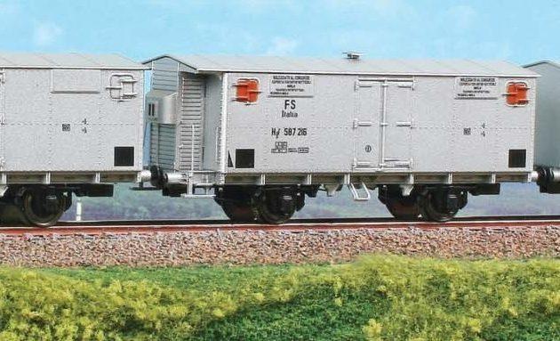 Acme 45034 Set 3 carri refrigeranti FS tipo HgF
