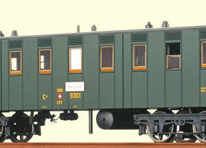 Brawa 45057 Carrozza passeggeri C4 SBB