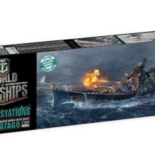 ITALERI 46502 World of Warships series USS Essex