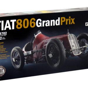 ITALERI 4702S FIAT 806 GRAN PRIX in kit di montaggio Modellismo