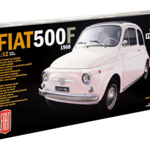 ITALERI 4703 FIAT 500F 1968 auto in kit scala 1/12