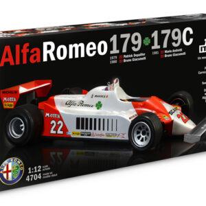 Italeri 4704 ALFA ROMEO 179 / 179C