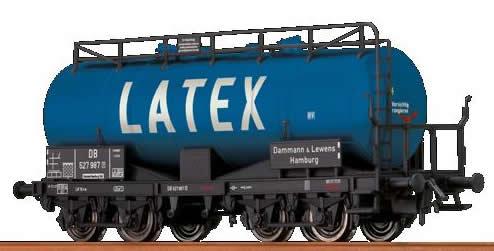"Brawa 47056 CARRO CISTERNA ""Latex"""