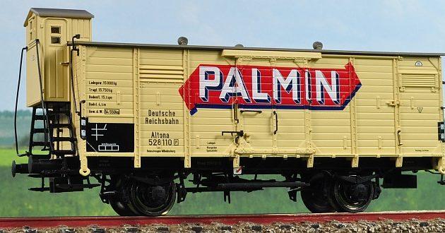 "Brawa 48248 CARRO MERCI  G10 ""Palmin"""