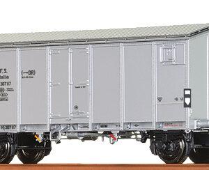 Brawa 48562 Carro merci chiuso Hcg DRG (FS Italia)