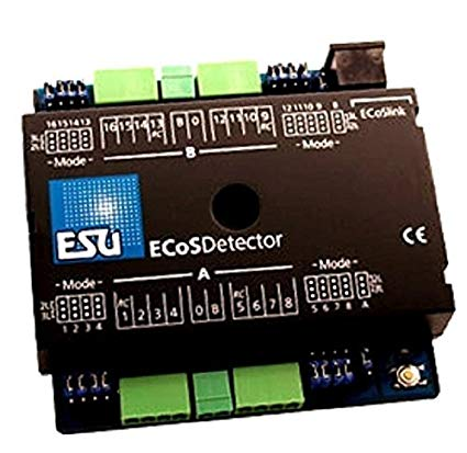 Esu 50094 Modulo di retroazione ECoSDetector 16 ingressi DGT Modellismo