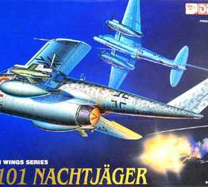 DRAGON 5014 Me1101 Nachtjager Limited Edition