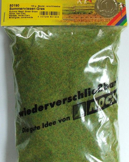 Noch 50190 Polvere erba verde chiaro