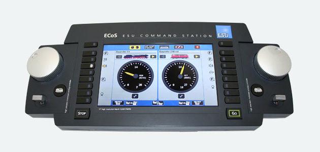 Esu 50210 Centralina ECoS 2.1 Modellismo