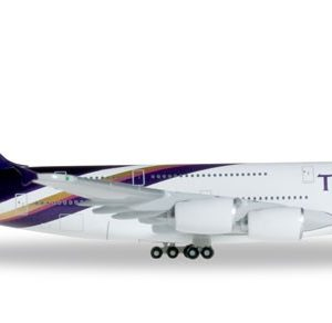 "Herpa 502306-004 A380 ""Phayuha Khiri"" Thai Airways Modellismo"