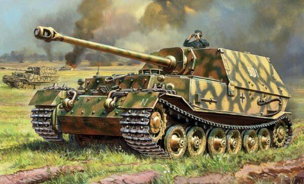 Zvezda 5041 Ferdinand Sd.Kfz.184