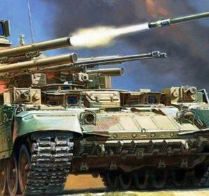 """Zvezda 5046 BMPT """"TERMINATOR"""""""