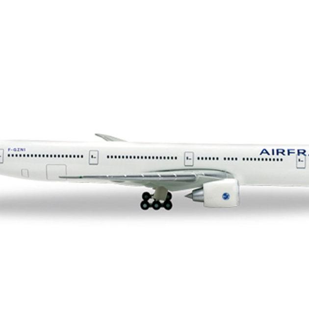 Herpa 506892-003 Boeing 777-300ER F-GZNI Air France Modellismo