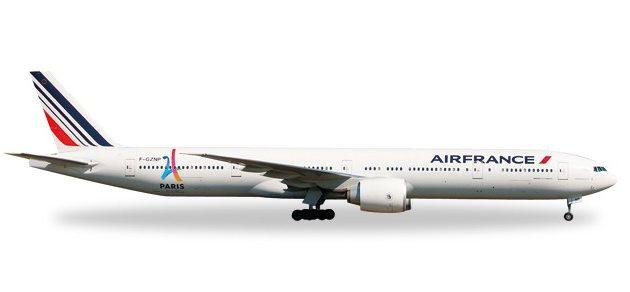 Herpa 506892-004 Boeing 777-300ER F-GZNI Air France Modellismo