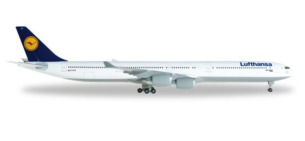 Herpa 507417-003 Airbus A340-600 Lufthansa Modellismo