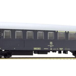 Acme 50862 Carrozza passeggeri FS ABz 51 83 39-40 13
