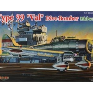 CyberHobby 5107 AICHI TYPE 99 VAL DIVE BOMBER