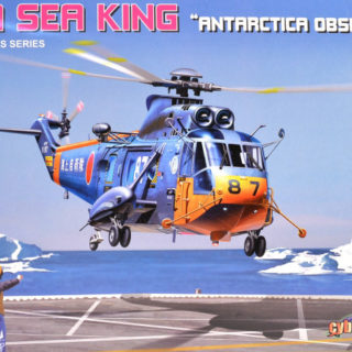 CyberHobby 5111 S-61A SEA KING ANTARCTICA OBSERVATION