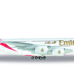 "Herpa 514521-004 Airbus A380 ""Emirates"" Modellismo"