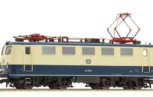 Piko 51516 Locomotiva elettrica BR 141 DB ep. IV