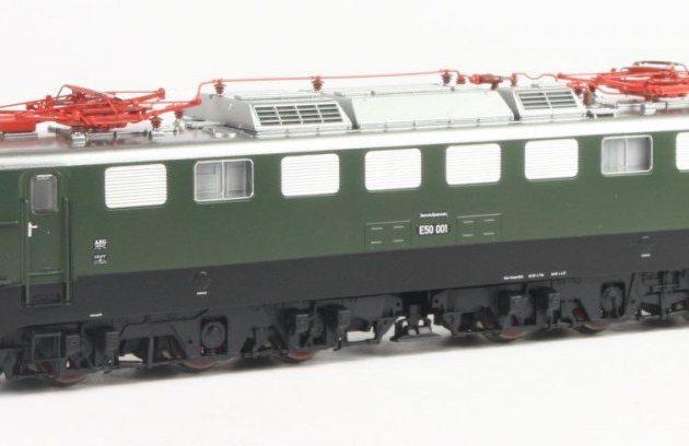 Piko 51644 Locomotore c/sound decoder E 50