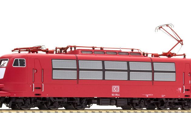 Piko 51674 Locomotore c/sound decoder BR103