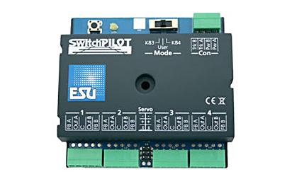 Esu 51820 SwitchPilot V1.0 decoder per articoli ele Modellismo