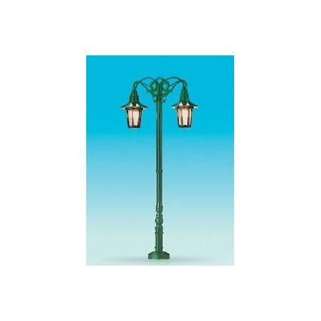 Brawa 5222 Lampione a 2 luci (lanterne) Modellismo